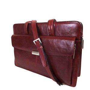 Pelle Studio Messenger Travel Briefcase